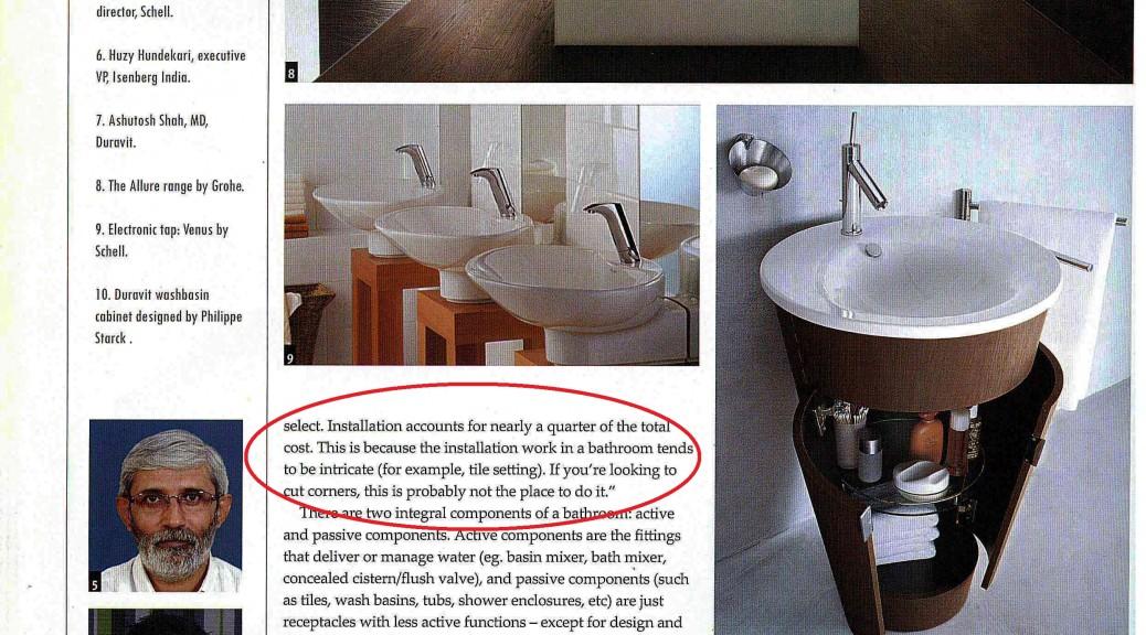 BRAVAT_Architect&Interiors India(03)_July2013 | Bravat
